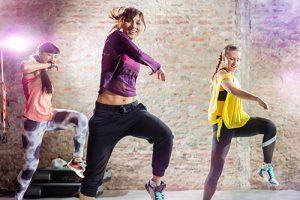 Tanz und Sport